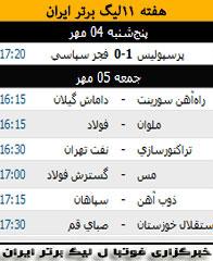 خبرگزاری فوتبال لیگ برتر ایران